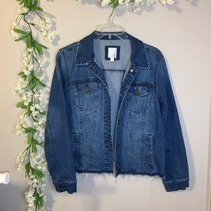 Denim jacket size M LC Lauren Conrad